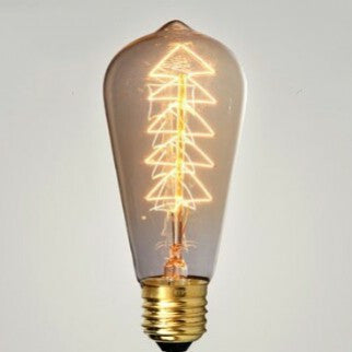LENIUS Edison Light Bulb