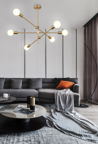 ALLURA Contemporary Chandelier Light (Pre-order)