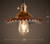ETTA Vintage Glass Pendant Light (Pre-order)