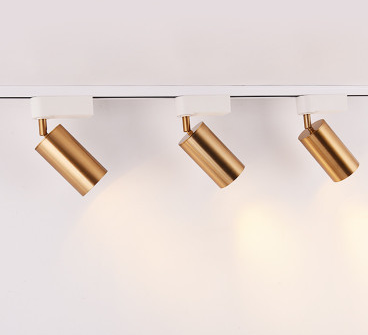 LED COB Lights in Gold (Pre-order)