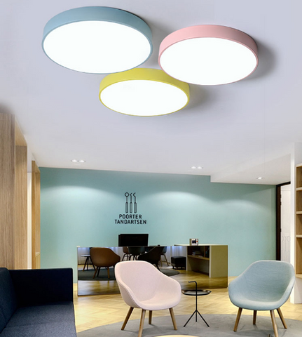 TEVOS Scandinavian Slim Case LED Ceiling Light (Pre-order)