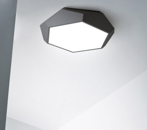 TITUS Symmetrical LED Ceiling Lamp with Safety Mark LED Driver