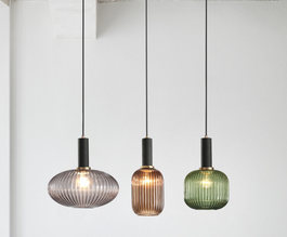 VACARIUS Glass Pendant Light (Pre-order)