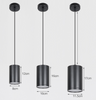 VIRHEM Tubular LED Pendant Light (Pre-order)