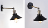 ASTIQUE Industrial Wall Lamp