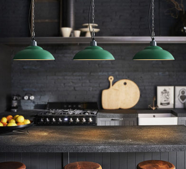 GREDD Industrial Pendant Light (Pre-order)