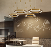 MEYER Hexagon Ring LED Pendant Light (Pre-order)
