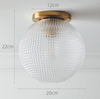 Lighting Singapore - Louver Ceiling Lamp 3