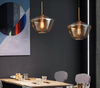 ARCLINEA Glass Pendant Lamp In Metallic (Pre-order)
