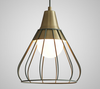 HELENA Caged Pendant Lamp (Pre-order)