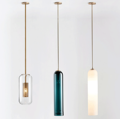 KRUZETTE Glass Hanging Light (Pre-order)