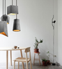 VARBRITT Geometric Cement Pendant Light (Pre-order)