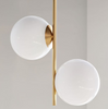 ECOLAS Glass Pendant Lamp