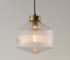 HILMER Glass Pendant Light