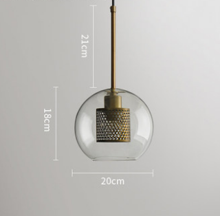 INCEPCION Glass Pendant Light (Pre-order)