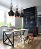 VIXONETTE Modern Pendant Light