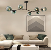 LUXUS Contemporary Chandelier Lamp (Pre-order)