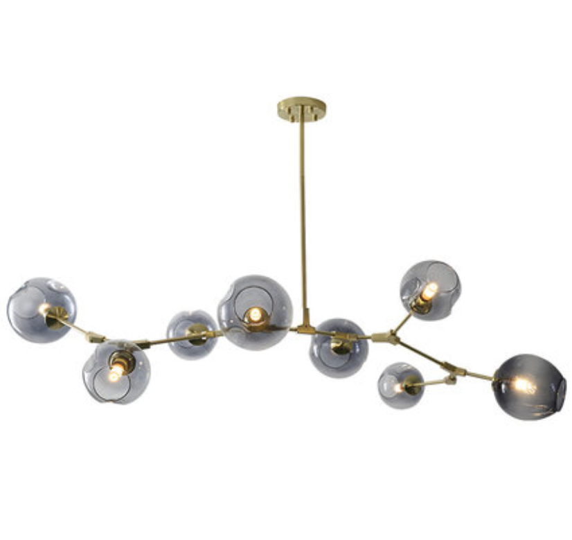 LUXUS Contemporary Chandelier Lamp (Pre-order) – Lights&Co.