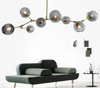 LUXUS Contemporary Chandelier Lamp (7-Bulb)