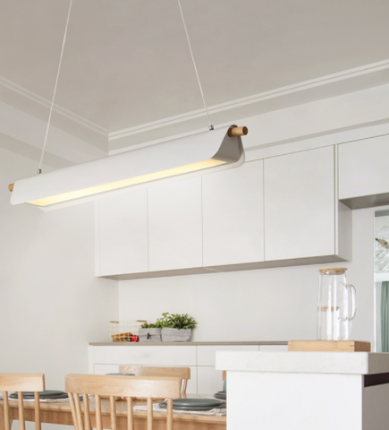 AKI Linear Hanging LED Lamp (Pre-order)