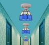 MERETER Stained Glass Ceiling Light (Pre-order)