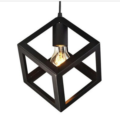 TERRA Cubic Pendant Light