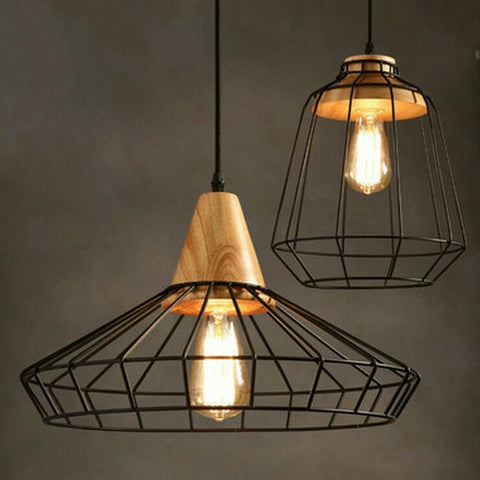 ZINCE Caged Pendant Lights