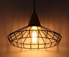 ZINCE Caged Pendant Light A
