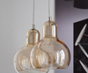 QUATTRO Glass Pendant Lamp