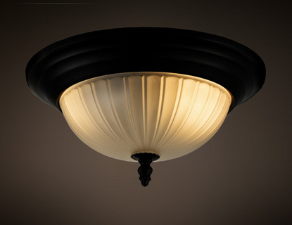 CALDER Seashell Dome Ceiling Light