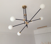 TRELIA Contemporary Chandelier (Pre-order)