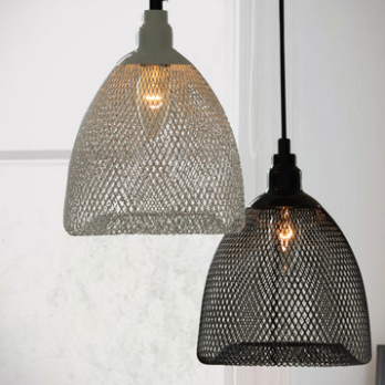 VOLITA Caged Mesh Hanging Light (Pre-order)