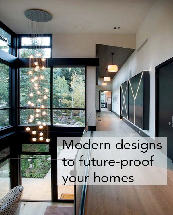 Shop our modern lighting designs