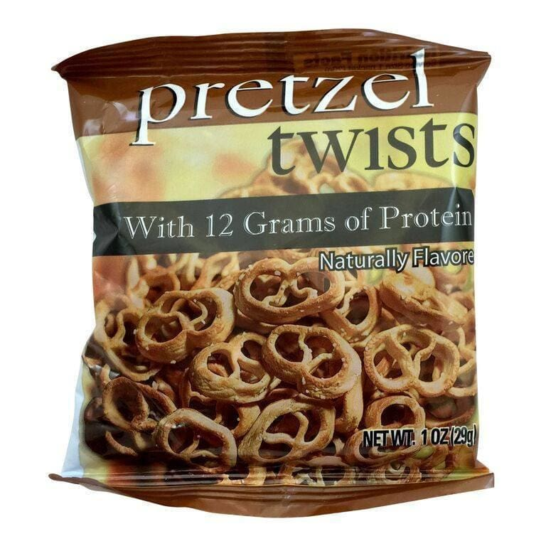 Taking Protein Pretzels to a New Level