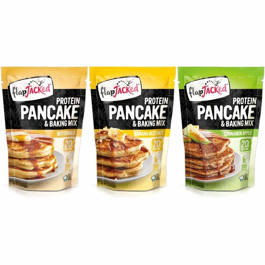 Balanced Breakfast Possibilities with Protein Pancake Mix