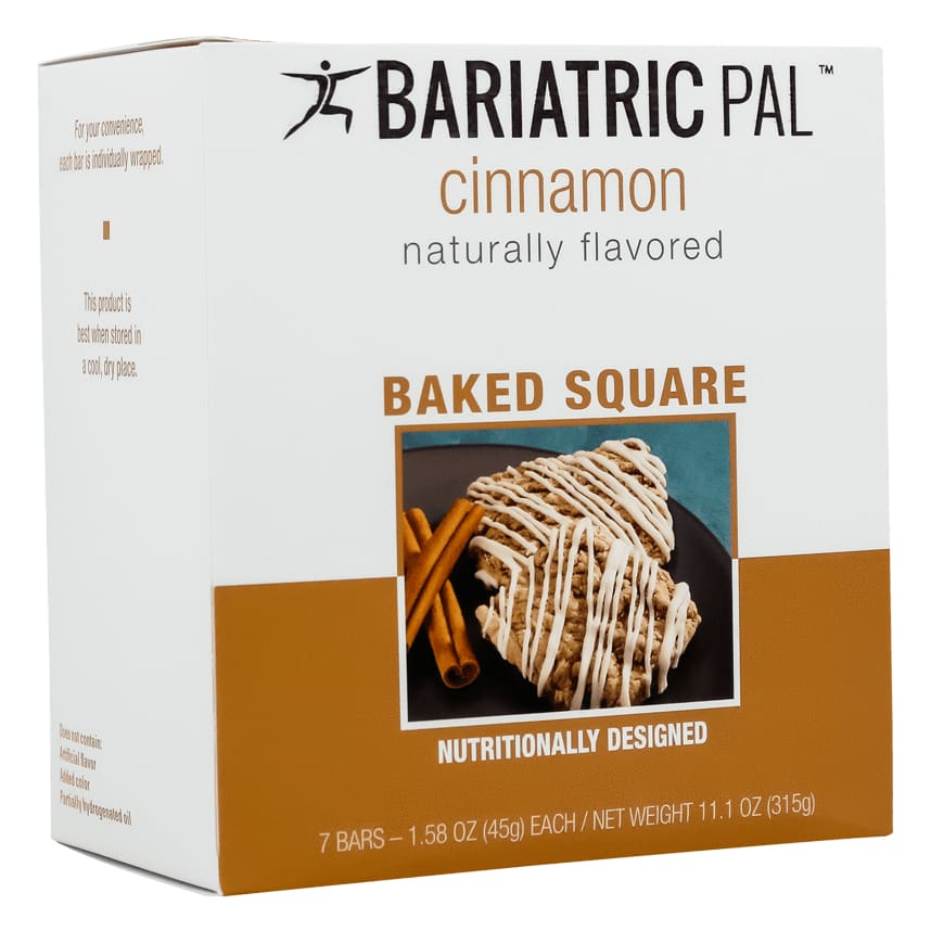 Bariatric Friendly Cinnamon Fall Treat