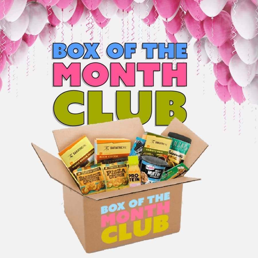 BariatricPal Box of the Month Club: Your Secret Weight Loss Weapon?