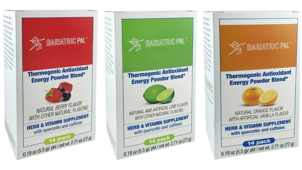 Boost Weight Loss with BariatricPal Thermogenic Antioxidant Energy Power Blend