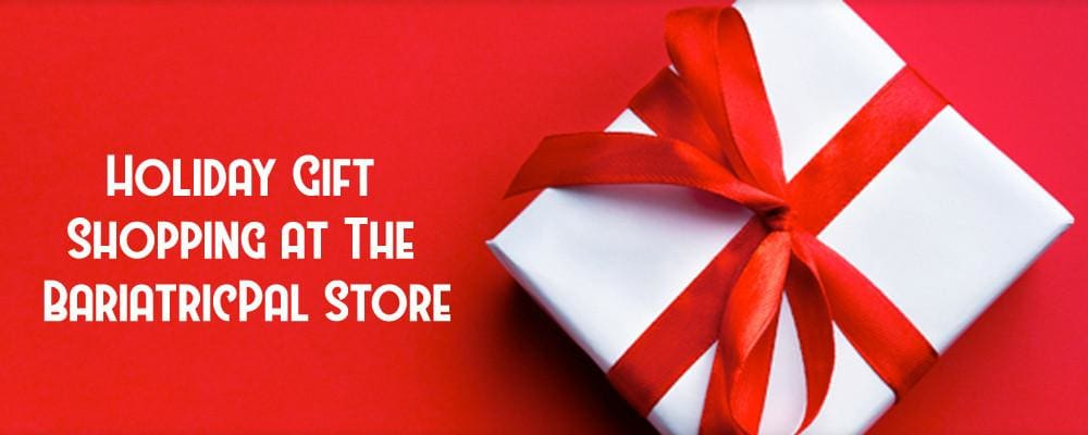 Holiday Gift Shopping at The BariatricPal Store