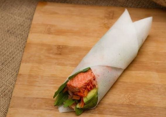 Paleo Wraps for Weight Loss