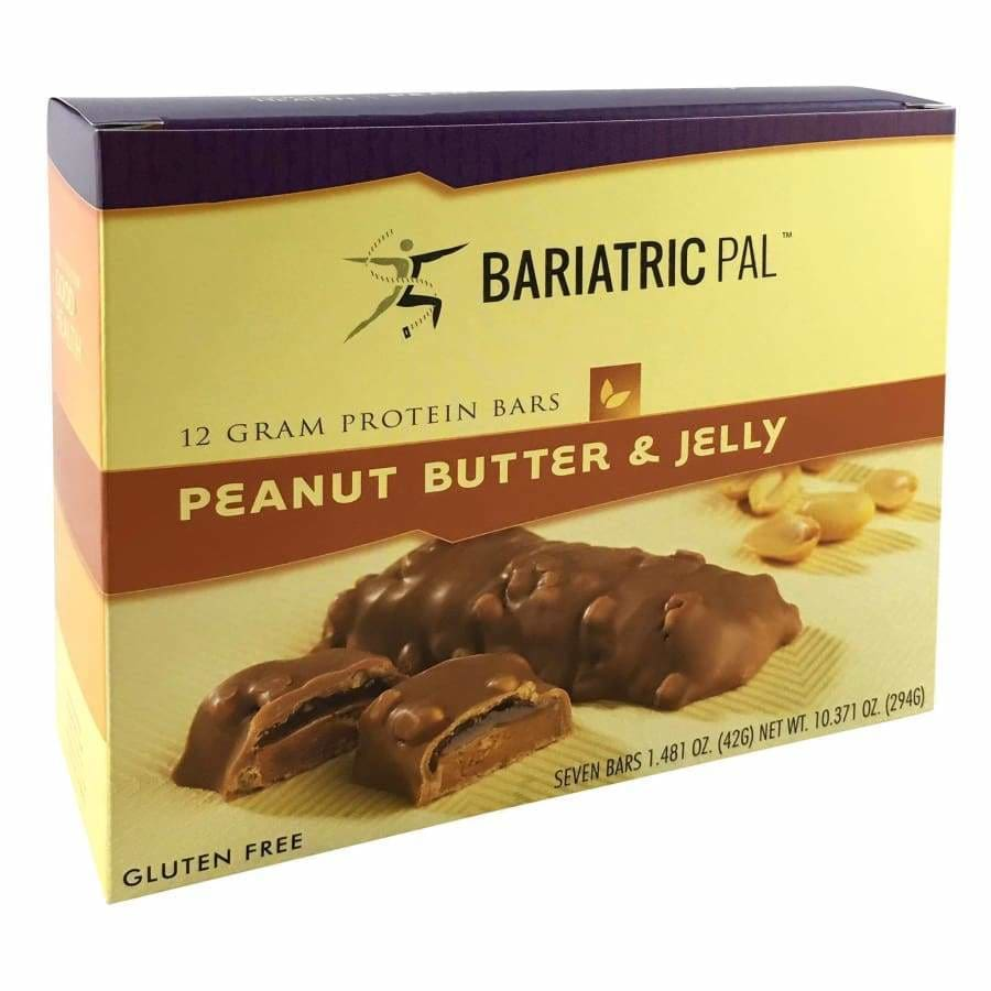 Peanut Butter and Jelly Sandwiches? Try these bars instead!