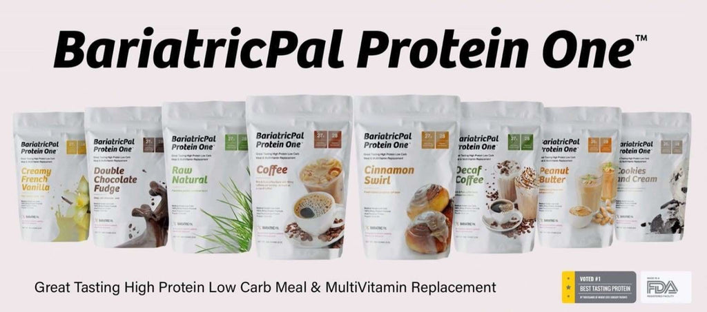Protein One for Great-Tasting Weight Loss and Nutrition
