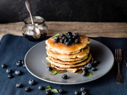 Protein-Packed Choices for National Pancake Day
