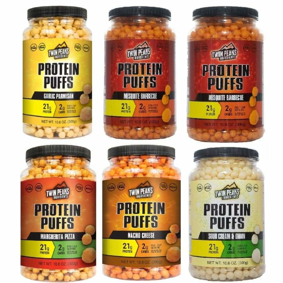 Protein Puffs: New Weight Loss Snack