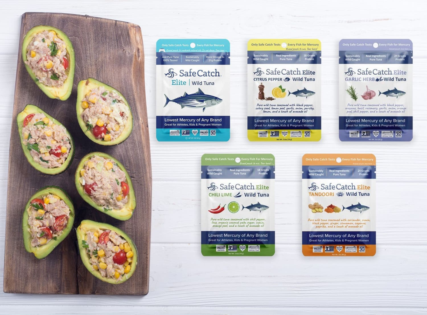 Safe Catch Elite Tuna at The BariatricPal Store