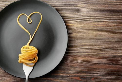 Skinny Foods for Valentine's Day