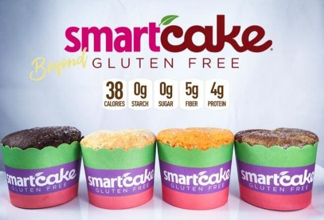 SmartCakes: Lose Weight Eating Zero-Net Carb Cupcakes!