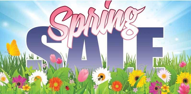 Image result for spring savings