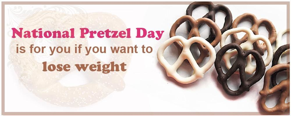 Today Is National Pretzel Day