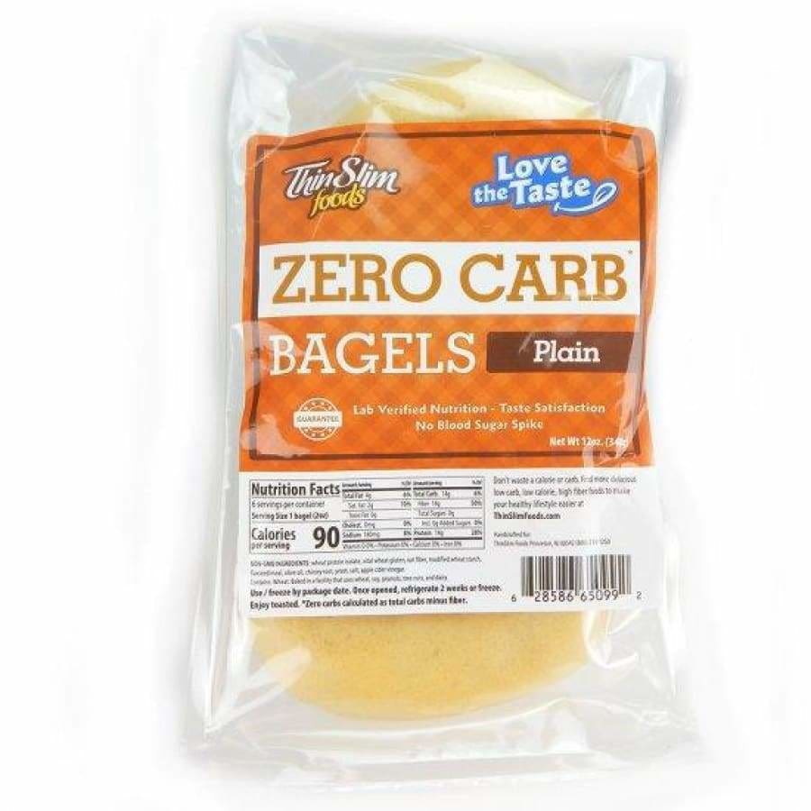Zero-Carb Bagels – Weight Loss Dream!